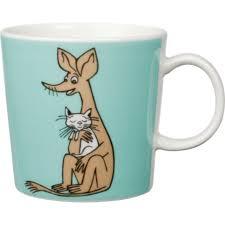 animal mug moomin mug sniff 0 3 l nordic ninja store