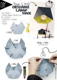 Wohnzimmer Lampe Anleitung Origami Lampe Falten Für Anfänger 4 Diy Anleitungen