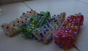 crochet bracelet with beads images Collection of crochet bracelets with beads fashion trend jpg