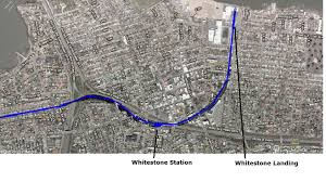 Lirr Map Tracing Out The Lirr Whitestone Branch Li U0026 Ny Places That Are