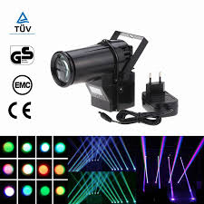 Bar Lights For Home by Party Lights Christmas Laser Projector 10w Rgbw 4in1 Led Pinspot
