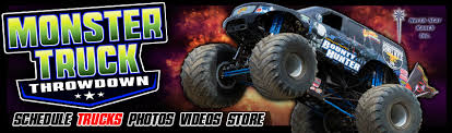 monster truck throwdown www monstertruckthrowdown trucks