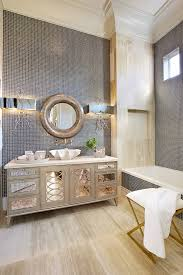 Hot For  Decorating Your Bathroom In Silver Hues Our - Silver bathroom