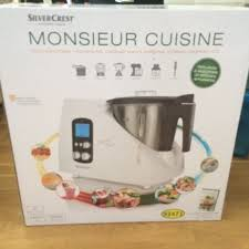 silvercrest cuisine silver crest monsieur cuisine like thermomix in bow