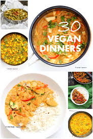 Easy Quick Vegan Dishes