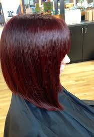 red brown long angled bobs best angled bob haircuts hairs picture gallery