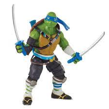 teenage mutant ninja turtles shadows leonardo basic