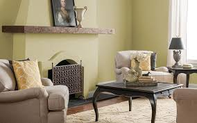 living room in almond wisp pleasing color of paint for living room