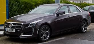 2015 cadillac cts turbo file cadillac cts 2 0 turbo luxury iii frontansicht 5