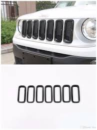 jeep renegade accessories car front grille inserts mesh grill accessories for jeep renegade