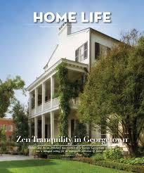 George Michael House Home Life Washington Life Holiday 2013 By Washington Life