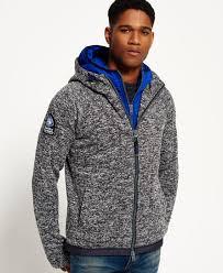 superdry kabatok kúpiť superdry pánske storm blizzard zip hoodie
