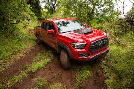 toyota trucks near me 2017 toyota tacoma trd pro off road review motor trend