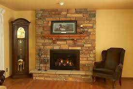 Gas Wood Burning Fireplace Insert by Before And After Photos Gas Fireplace Insert Upgrade Heat U0026 Glo