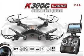 best 4ch helicopter best entier vente rc quadcopter k300 drone volant 2 4g 4ch 4 axis