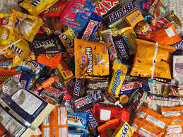 what it takes to burn off halloween candy popsugar fitness