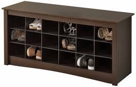 home furniture bedroom accent furniture ayden shoe storage bench