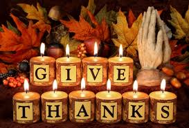 giving thanks sermons articles