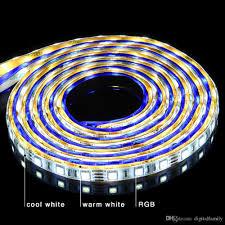 new rgb led strip 300led dc 5v led strips 5m rgb smd5050 60led m