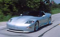 2002 chevrolet corvette lingenfelter 427 turbo