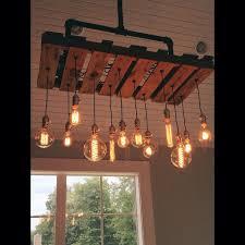 Wire Chandeliers Best 25 Edison Bulb Chandelier Ideas On Pinterest Edison Photo