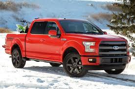 Ford F150 Truck Dimensions - 2014 vs 2015 ford f 150 styling showdown truck trend