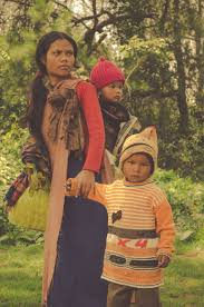 file local tribal family at shillong jpg wikimedia commons