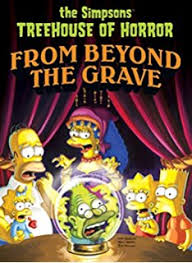 Treehouse Of Horror Online Free - bart simpson u0027s treehouse of horror spine tingling spooktacular