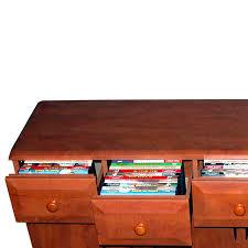 media cabinet with drawers venture horizon media cabinet with drawers holds hdtv dvds cds