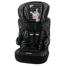 siege auto 0 1 2 3 nania driver zebra car seat 0 1 kiddicare
