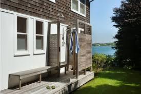 Outdoor Shower Room - best outdoor shower enclosure ideas and plans u2014 jen u0026 joes design