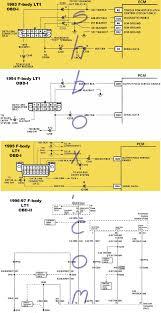 obd2 to obd1 diagnostic port conversion ls1lt1 forum lt1 ls1