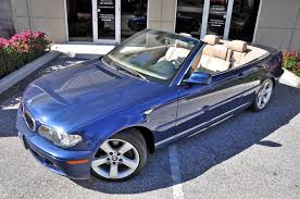 2004 bmw 325ci convertible for sale 2004 bmw 325ci convertible 325ci stock 5630 for sale near lake