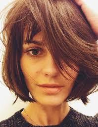 coupe de cheveux 2016 coupe de cheveux carré dégradé automne hiver 2016 le carré