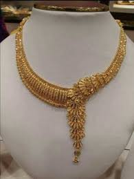 gold necklace patterns images 25 simple and modern indian gold jewellery designs accessories jpg