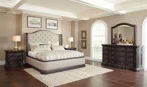 Ravena King Upholstered Bedroom Set By Pulaski Furniture High