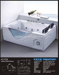Surf Bathroom Decor Designs Enchanting Freestanding Two Person Whirlpool Tub 68 Most