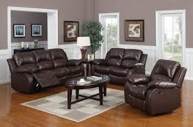 Grey Leather Reclining Sofa Living Room Gray Leather Reclining Sofa Living Rooms