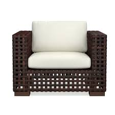 open weave outdoor chair williams sonoma