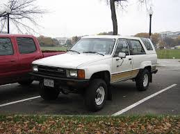 toyota 4runner model years cars of a lifetime 1989 toyota hilux surf 4runner a walk on