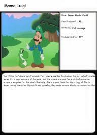 Mama Luigi Meme - admirable animation mama luigi by ragameechu on deviantart