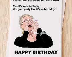 meme birthday etsy