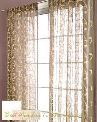Gold Metallic Curtains Gold Metallic Sheer Curtains Gold Embroidered Sheer Curtains Brown
