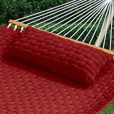 hammock pillows coordinate with our quilted weave hammocks my