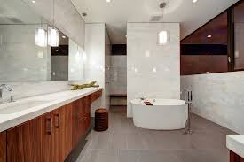 small freestanding tubs bathroom contemporary with concrete floor