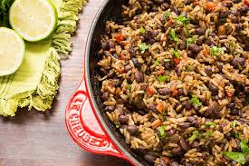 cr ence cuisine d inition gallo pinto costa beans and rice striped spatula