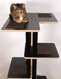 Modern Cat Trees Furniture by What Your Cat Furniture Says About You Catster