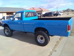 nissan trucks blue grabber blue workhorse 2500 1985 nissan 720 4 4 bring a trailer