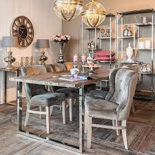 industrial dining room table reclaimed wood tables industrial dining tables modish living