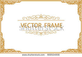 certificate frame certificate frame stock images royalty free images vectors